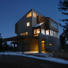 Contemporary Exterior by mark gerwing