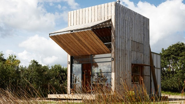 Exterior by Crosson Architects