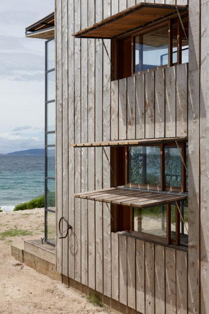 Houzzbesuch ein mobiles ferienhaus auf sand gebaut for Mobiles ferienhaus