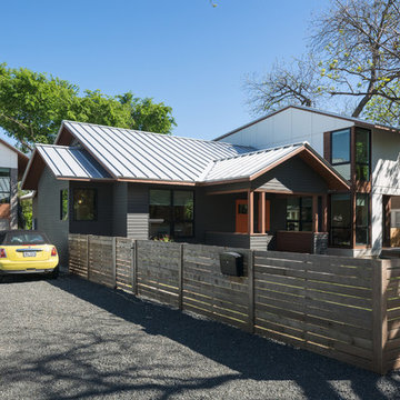 Hyde Park Bungalow Renovation and Addition