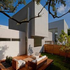 Contemporary Exterior by Collaborative Designworks
