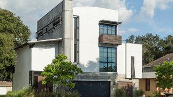 Hyde Park Home Embraces an Urban Vibe