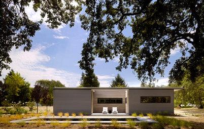Houzz Tour: Modern Tranquillity in Napa