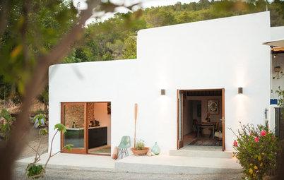 Visita privada: La cuidada reforma en Ibiza de una casa de 50 m²