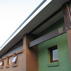 Contemporary Exterior by Ikamva Architects