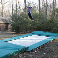 Exterior by MaxAir Trampolines