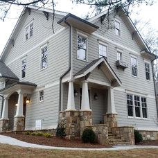 Craftsman Exterior by Copperleaf Partners LLC / Copperleaf Residential