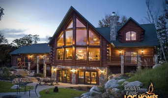 Golden Eagle Log Homes