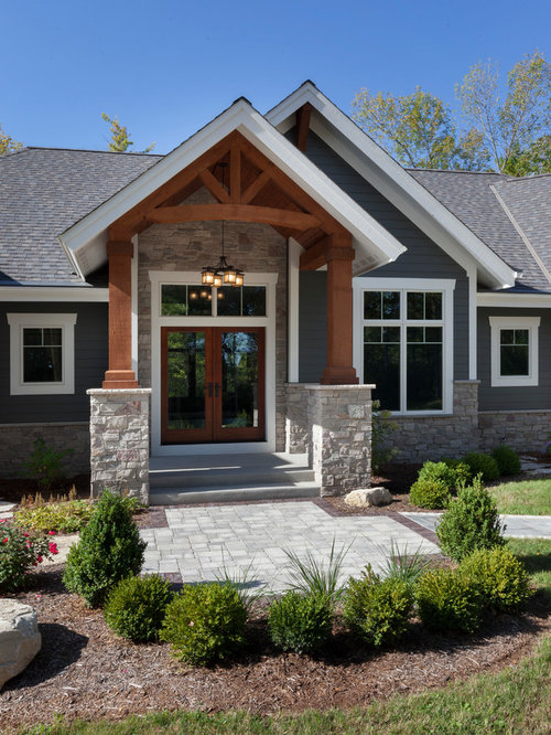 25 Best One-Story Exterior Home Ideas & Decoration Pictures | Houzz