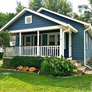 Indianapolis Exterior Paint Project