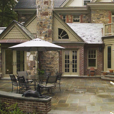 Traditional Exterior by Well Done Building Products