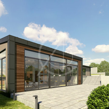 Industrial House Design