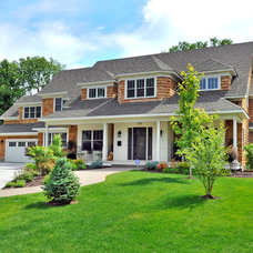 Traditional Exterior by Residential Renewal, Inc.