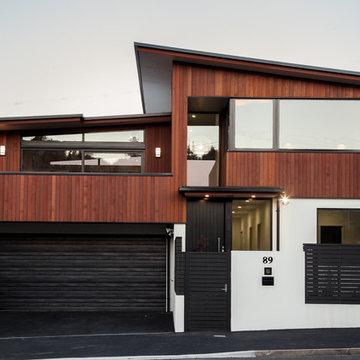 Inner City Townhouse, Dunedin