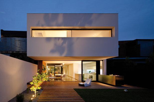 Modern Exterior by Woods Bagot Australia