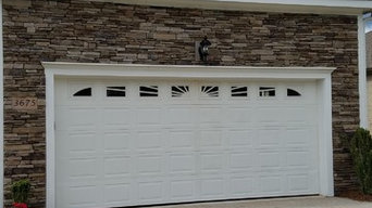 Installation of Cultured Stone by Stone Accents of Wilmington