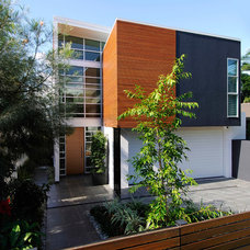 Modern Exterior by Madero Doors & Hardware