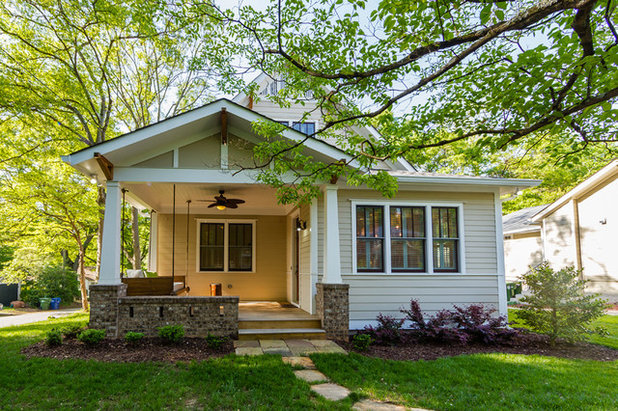 Traditional Exterior by D.T. HUBBELL ARCHITECTS