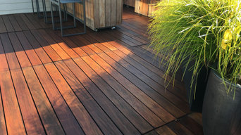 IPE deck refinishing completed