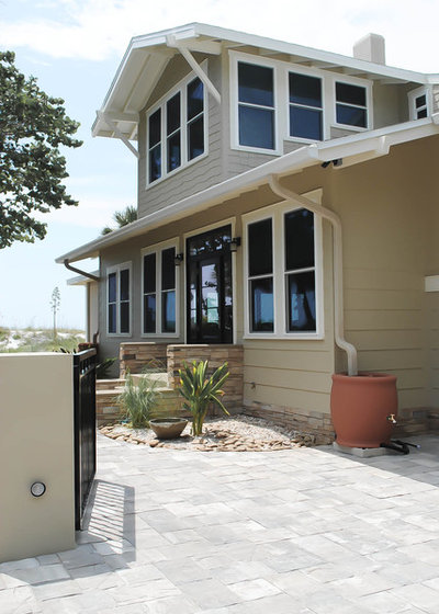 Traditional Exterior by J. S. Perry & Co., Inc.
