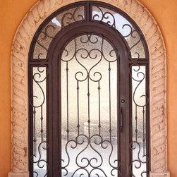 Iron Doors, Gates and Railing -