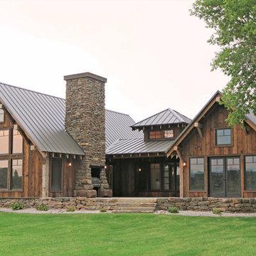 Iron Mountain Custom Residence