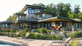 Iron Mountain Hillside Residence