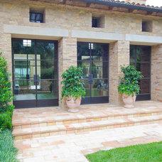 Mediterranean Exterior by Riviera Bronze Mfg.