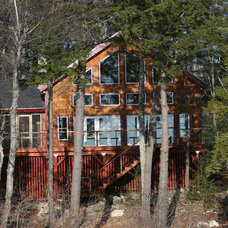 Traditional Exterior by K. A. Clason - Fine Woodworking Corp
