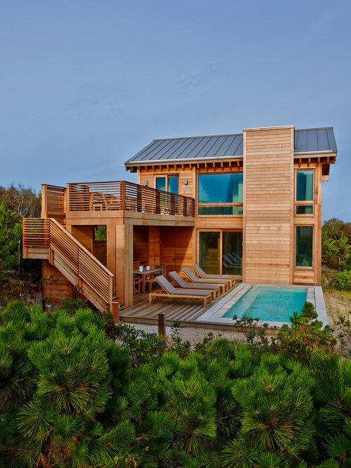 Beach House Decks   Houzz