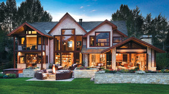 Island Style in a High-Country Home