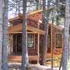 USA Houzz: A Home Perched Among the Trees