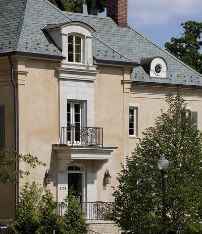 Middelhavsstil Hus & facade by Barnes Vanze Architects, Inc.