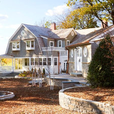 Traditional Exterior by Welch Forsman Associates