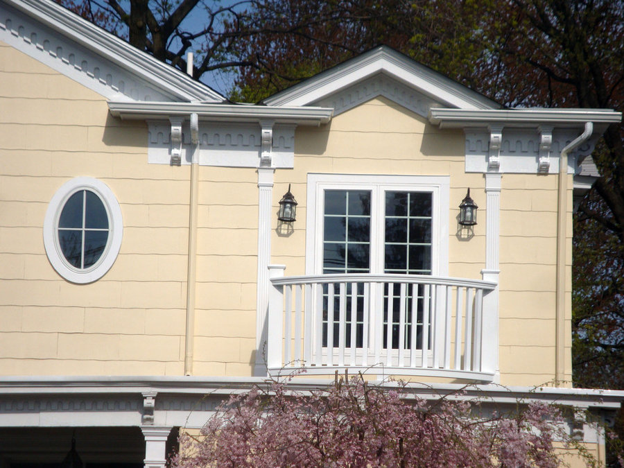 Italianate Victorian Addition Exterior Views