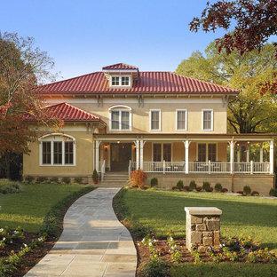 Italianate Villa Front