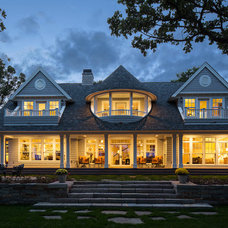 Traditional Exterior by Hartman Homes