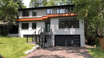 Ivy Lea Crescent Home