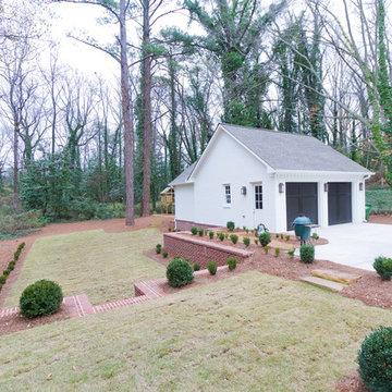 Ivy Road House, Atlanta, Georgia