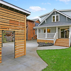 Traditional Exterior by Green Canopy Homes
