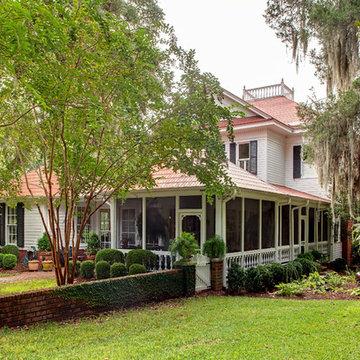 Jackson, SC Plantation Home Renovation & Addition