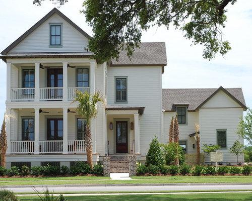 Sherwin Williams Casa Blanca Exterior Trim Houzz