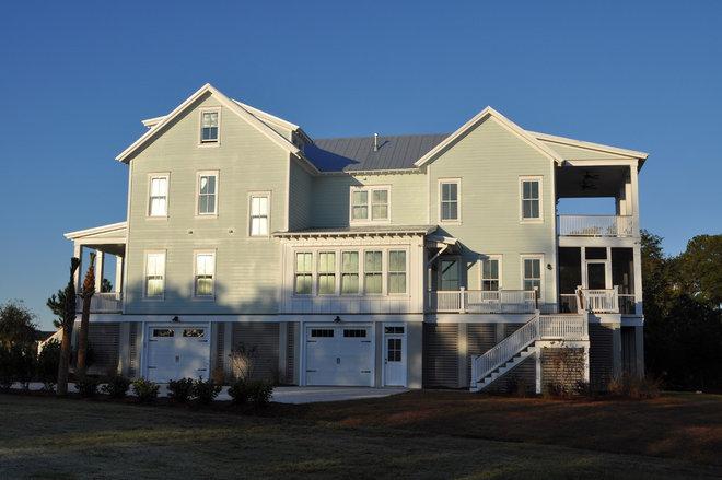 Traditional Exterior by JacksonBuilt Custom Homes