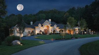 Jacksonville Exterior Home Lighting
