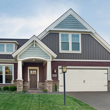 Traditional Exterior by Jagoe Homes Inc
