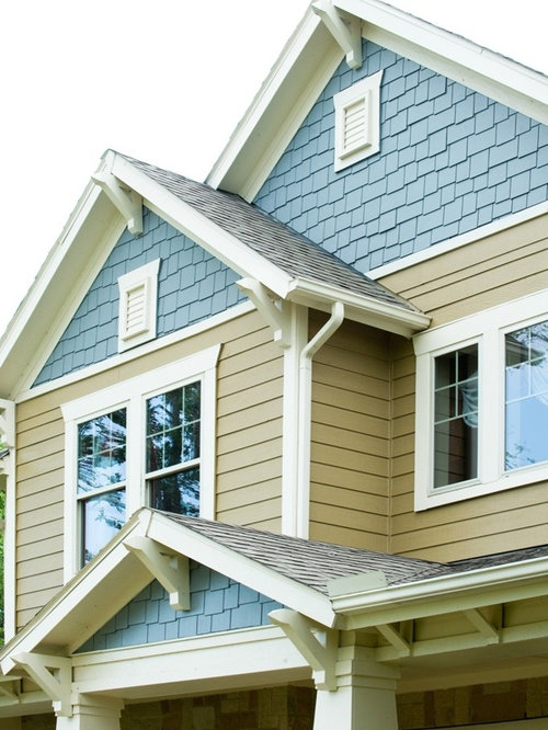 Hardie Shingle Siding Houzz