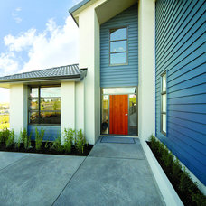 Contemporary Exterior by James Hardie Building Products