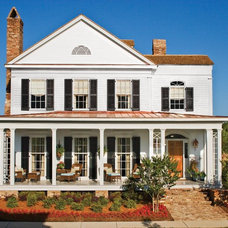 Traditional Exterior by James Hardie Building Products