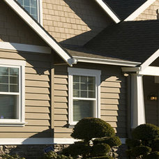 Traditional Exterior by Blue Fox Home Upgrades