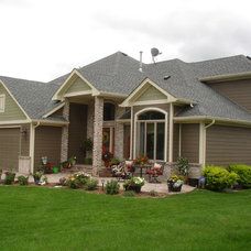 Traditional Exterior by Craftsman's Choice Inc.